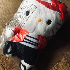 HELLO KITTY-NWT Japanese Chef 9 inch Plush Doll